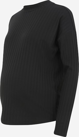 Only Maternity Shirt 'GINA' in schwarz, Produktansicht