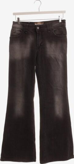 Galliano Jeans in 25 in grau / schwarz, Produktansicht