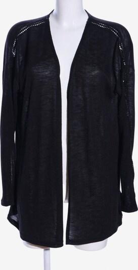 Flame Cardigan in S in schwarz, Produktansicht