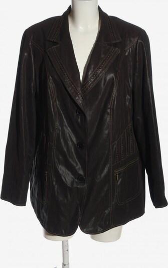 Bexleys Woman Kurz-Blazer in 5XL in braun / bronze, Produktansicht