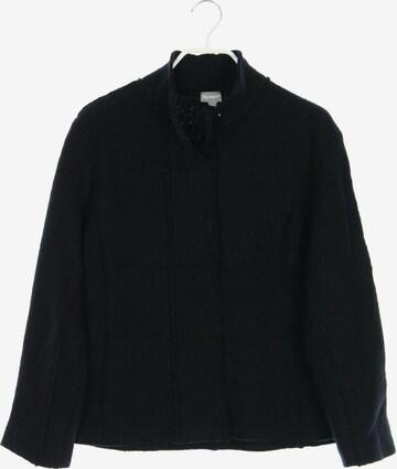 HESSNATUR Jacket & Coat in XXL in Black