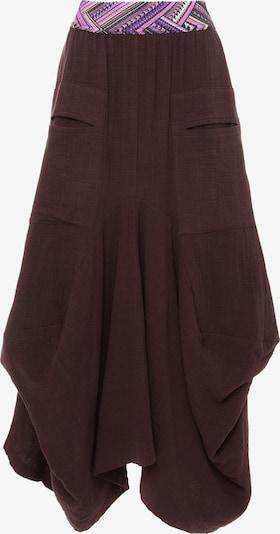 Madam-T Rok 'DANIA' in de kleur Pruim, Productweergave