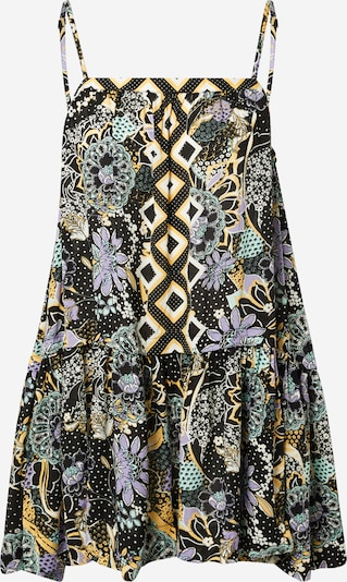 Rochie de vară 'GET A CLUE' Free People pe bleumarin / galben / verde mentă / lila / alb, Vizualizare produs