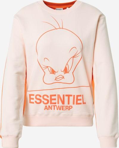 narancs / rózsaszín Essentiel Antwerp Tréning póló 'Zoc', Termék nézet
