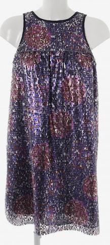 Anna Sui Pailettenkleid in S in Lila