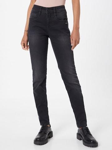Gang Jeans 'AMELIE' in Schwarz