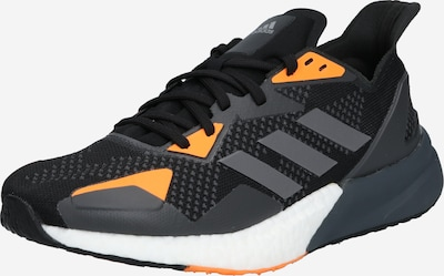 Bėgimo batai iš ADIDAS PERFORMANCE , spalva - tamsiai pilka / oranžinė / juoda, Prekių apžvalga