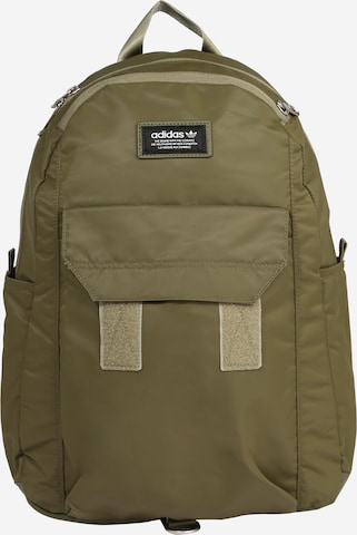 ADIDAS ORIGINALS Backpack in Green