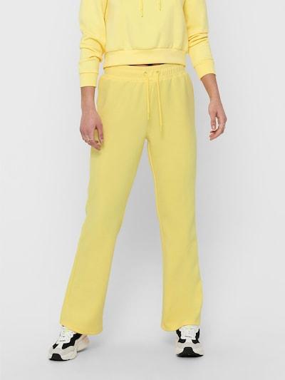 Pantaloni 'Joy' ONLY di colore giallo, Visualizzazione modelli