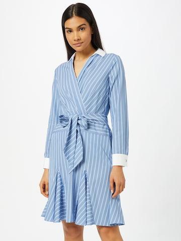 Lauren Ralph Lauren - Vestido camisero 'INEZ' en azul