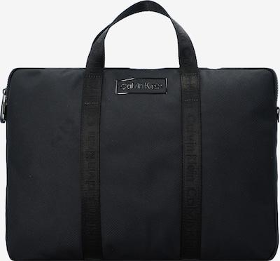 Calvin Klein Porte-documents en noir, Vue avec produit