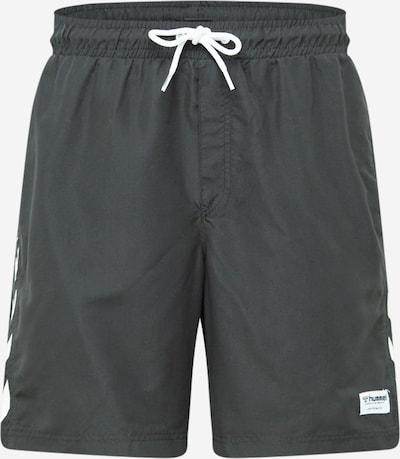 Hummel Urheiluhousut värissä harmaa / valkoinen, Tuotenäkymä