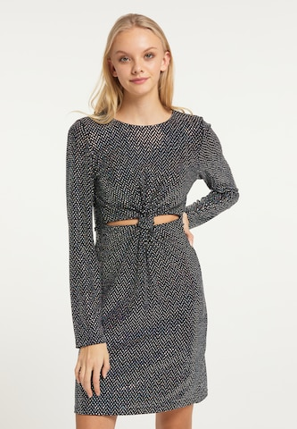 myMo at night Cocktail Dress in Black