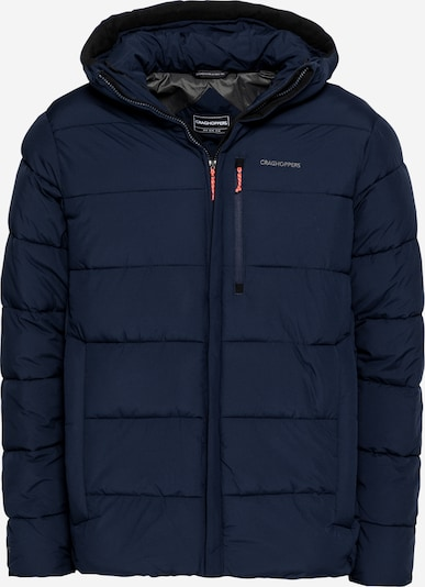 CRAGHOPPERS Sportjacke 'Norwood' in navy, Produktansicht