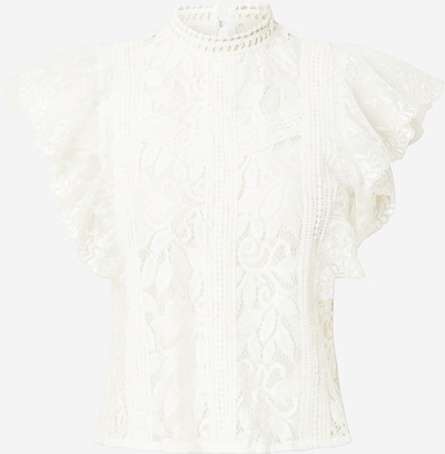 Q/S by s.Oliver Bluse in offwhite, Produktansicht