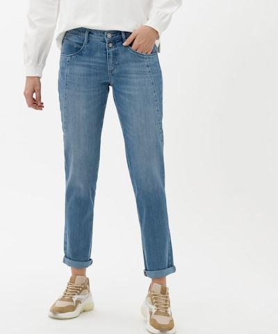 BRAX Jean 'Merrit' en bleu denim, Vue avec modèle