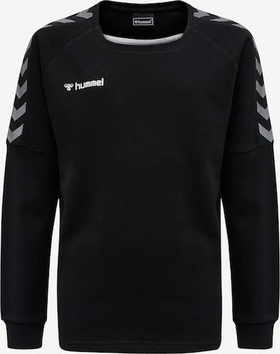 Hummel Sportief sweatshirt in de kleur Zwart, Productweergave