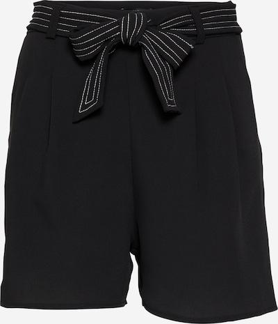 Trendyol Bandplooibroek in de kleur Zwart, Productweergave