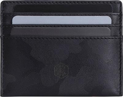 Jekyll & Hide Havana Kreditkartenetui RFID Leder 10 cm in anthrazit, Produktansicht