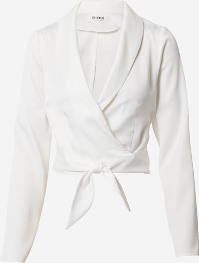 4th & Reckless Blouse 'Olga' in de kleur Wit, Productweergave
