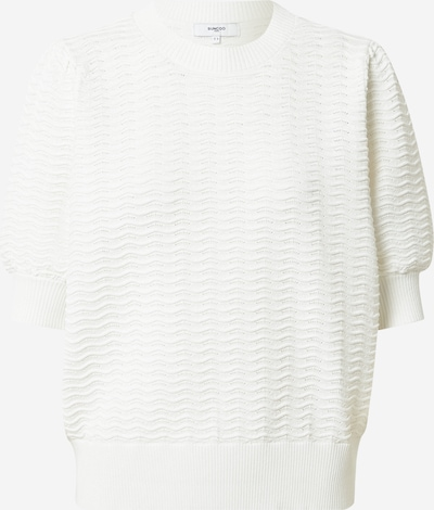 Suncoo Sweater 'PANIEL' in White / Egg shell, Item view