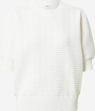 Suncoo Pull-over 'PANIEL' en blanc / coquille d'oeuf, Vue avec produit