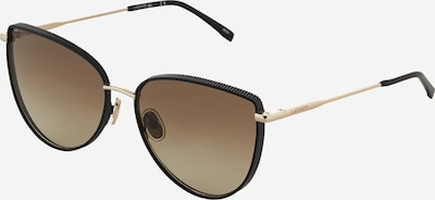 Ochelari de soare 'L230S' LACOSTE pe auriu / negru, Vizualizare produs