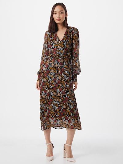 VILA Šaty 'Padrig' - zmiešané farby / čierna, Model/-ka