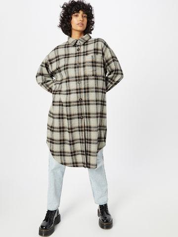 Wemoto Mantel 'Lona' in Grey