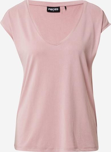 PIECES Тениска в бледорозово, Преглед на продукта