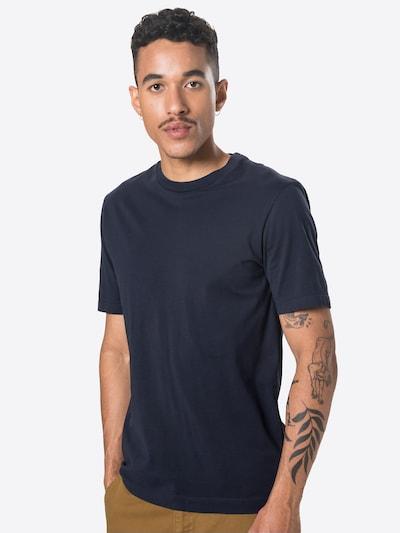 SCOTCH & SODA T-Shirt en bleu nuit: Vue de face