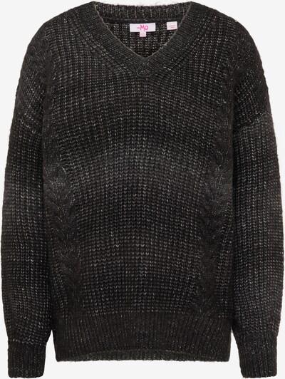 MYMO Pullover in grau / schwarz, Produktansicht