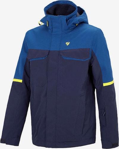 ZIENER Skijacke 'Togiak' in marine / himmelblau, Produktansicht