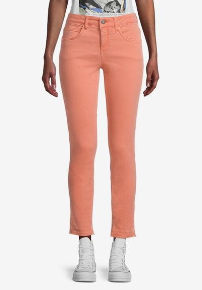 Cartoon Jeans in orange, Modelansicht
