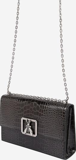 PATRIZIA PEPE Чанта за през рамо тип преметка в черно, Преглед на продукта