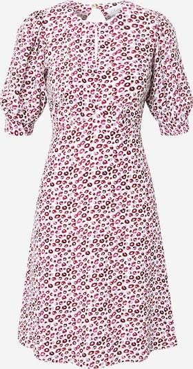 Closet London Haljina u lila / fuksija / boja vina / bijela, Pregled proizvoda