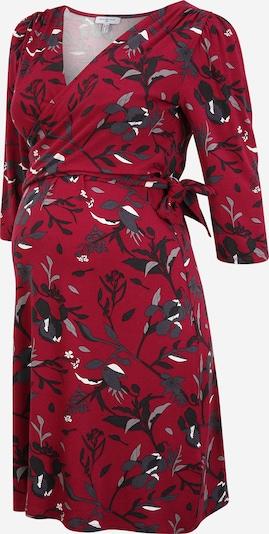 Envie de Fraise Kleid 'RESA' in graumeliert / rot / schwarz / weiß, Produktansicht