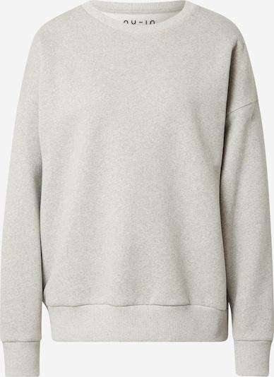 NU-IN Sweatshirt in hellgrau, Produktansicht