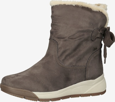 Relife Stiefelette in taupe, Produktansicht