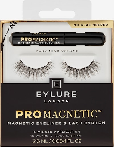 Eylure Artificial Eyelashes 'Pro Magnetic' in Black, Item view