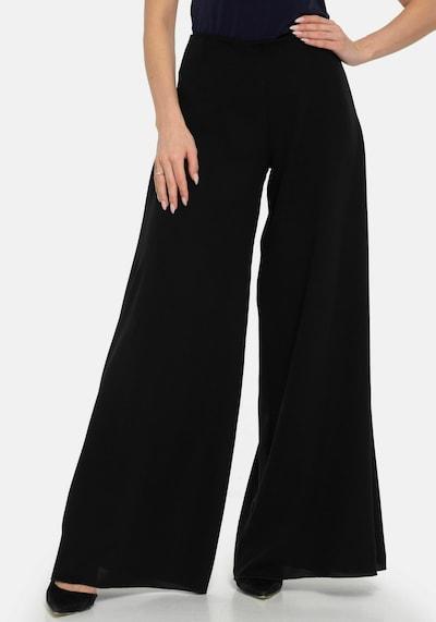 Wisell Hose in schwarz, Modelansicht