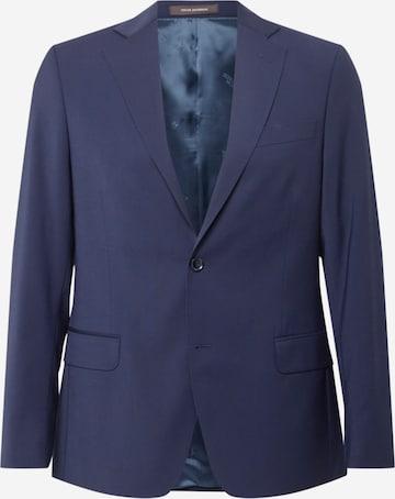 Oscar Jacobson Pintsak 'Edmund', värv sinine