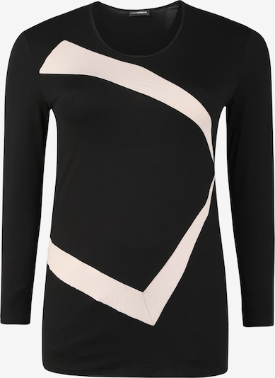 Doris Streich Shirt mit Muster in schwarz / weiß, Produktansicht