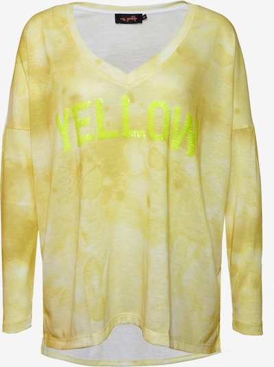 miss goodlife Longsleeve 'Yellow' in gelb, Produktansicht