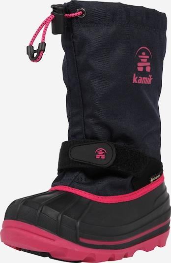 Kamik Boots 'WATERBUG8G' in de kleur Navy / Rosé, Productweergave