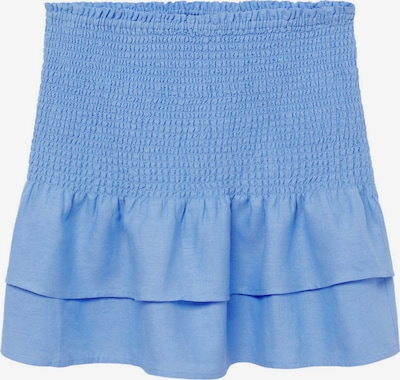 MANGO Skirt 'CHIMA' in Smoke blue, Item view