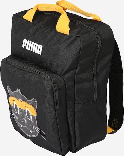 PUMA Sac à dos en mélange de couleurs / noir, Vue avec produit