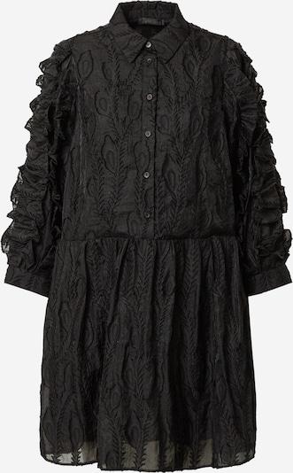 Stella Nova Kleid 'Jocelyn' in schwarz: Frontalansicht