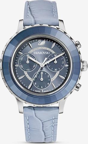 Swarovski Analog Watch in Blue