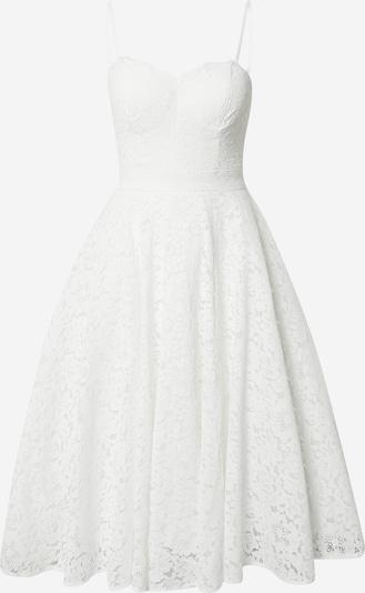 Kokteilinė suknelė iš Chi Chi London, spalva – balta, Prekių apžvalga
